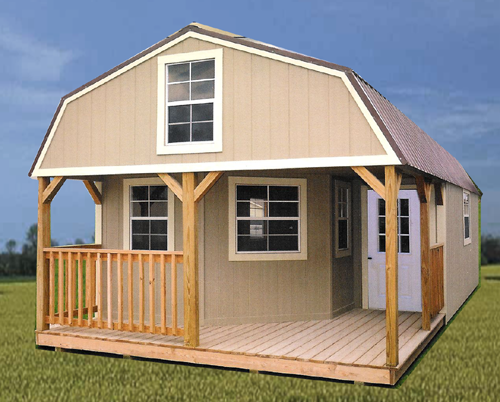 Rent to Own Portable Cabins